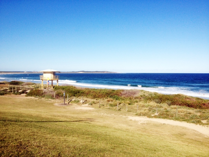 My favourite Sydney beach, Cronulla