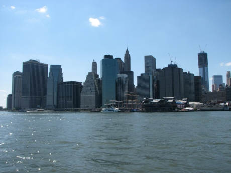 New York City seen from Brooklyn - My Best of Travel So Far - The Trusted Traveller