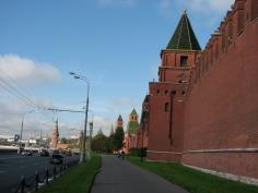 Kremlin Embankment, Moscow
