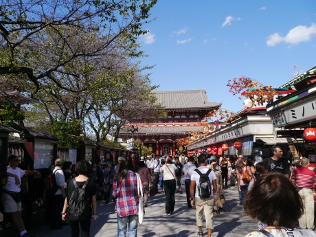 Senso-ji, Asakusa, Tokyo - My Best of Travel So Far - The Trusted Traveller