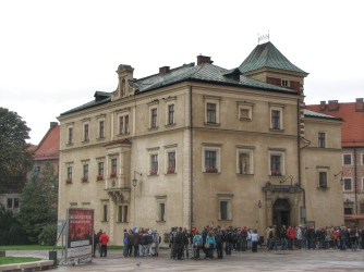 Parish House, Wawel Castle