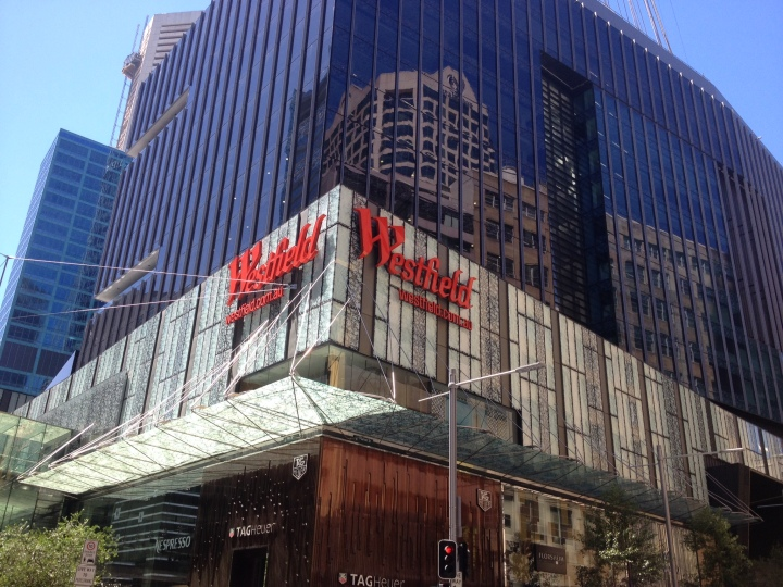 Westfield Shopping Centre - Pitt St Mall