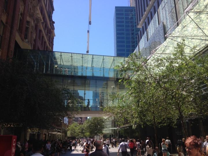 Pitt St Mall