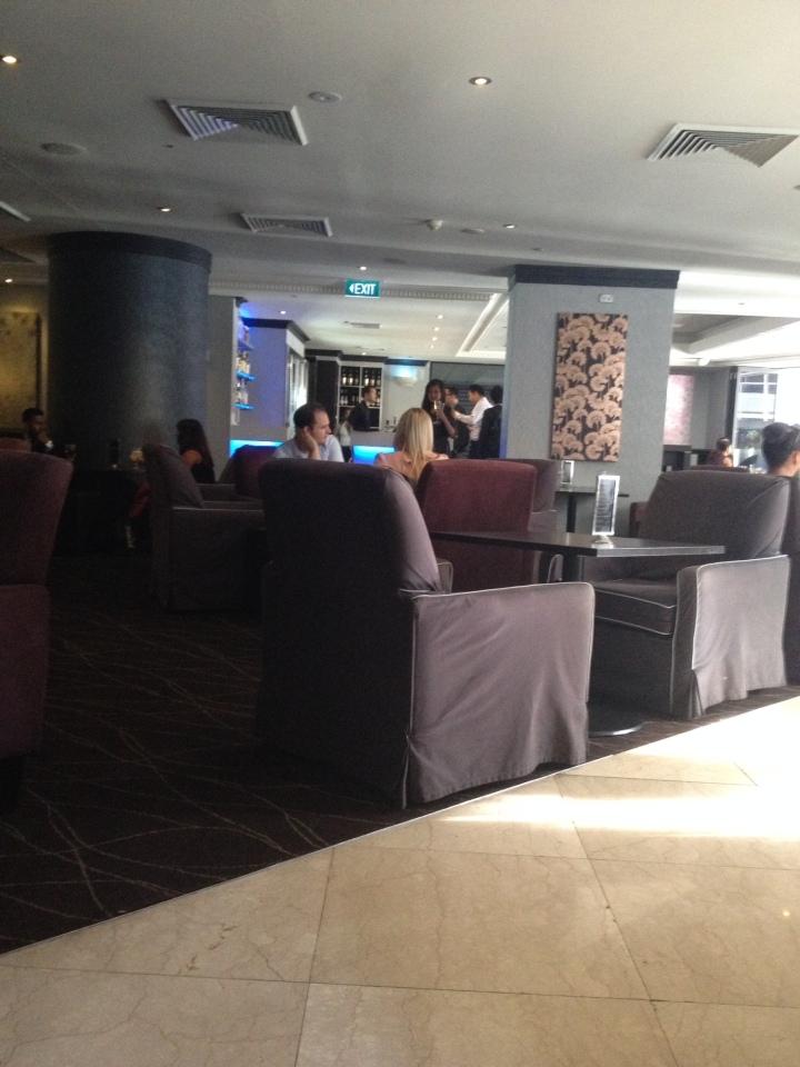 Square Bar interior