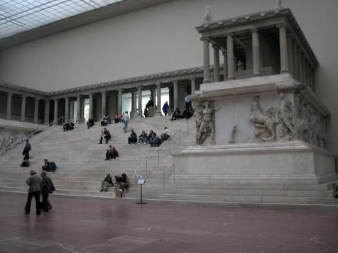 Pergamon Alter, Pergamon Museum