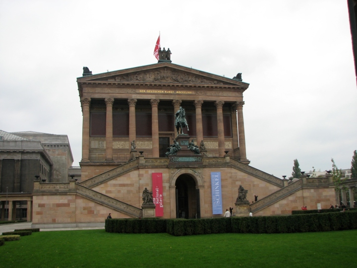 Alte National Gallery, Museum Island