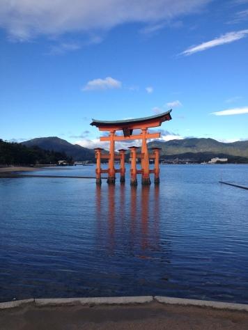Floating Torii, Miyajima